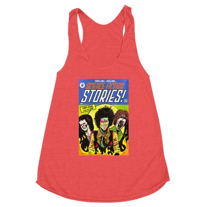 Third Stone Experience Women's Tank by Krishna Designs