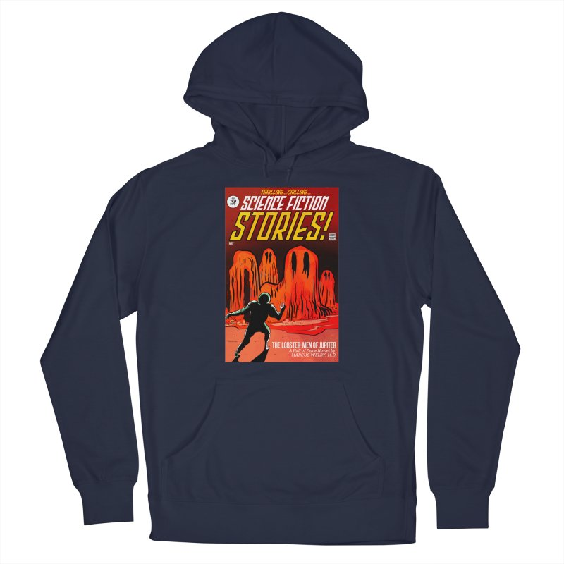 Lobster Men from Mars Men's Pullover Hoody by Krishna Designs