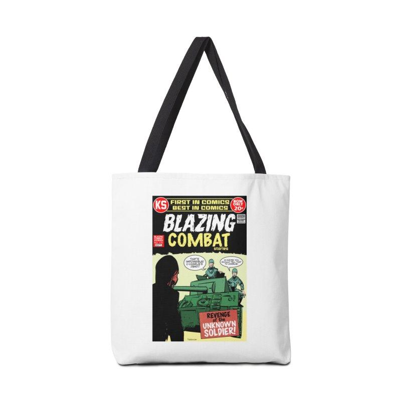 Blazing Combat Accessories Bag by Krishna Designs