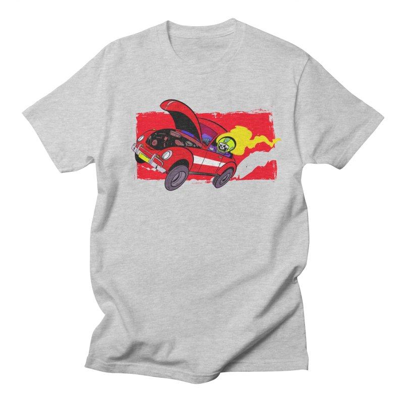VW Rider Men's T-shirt by Krishna Designs