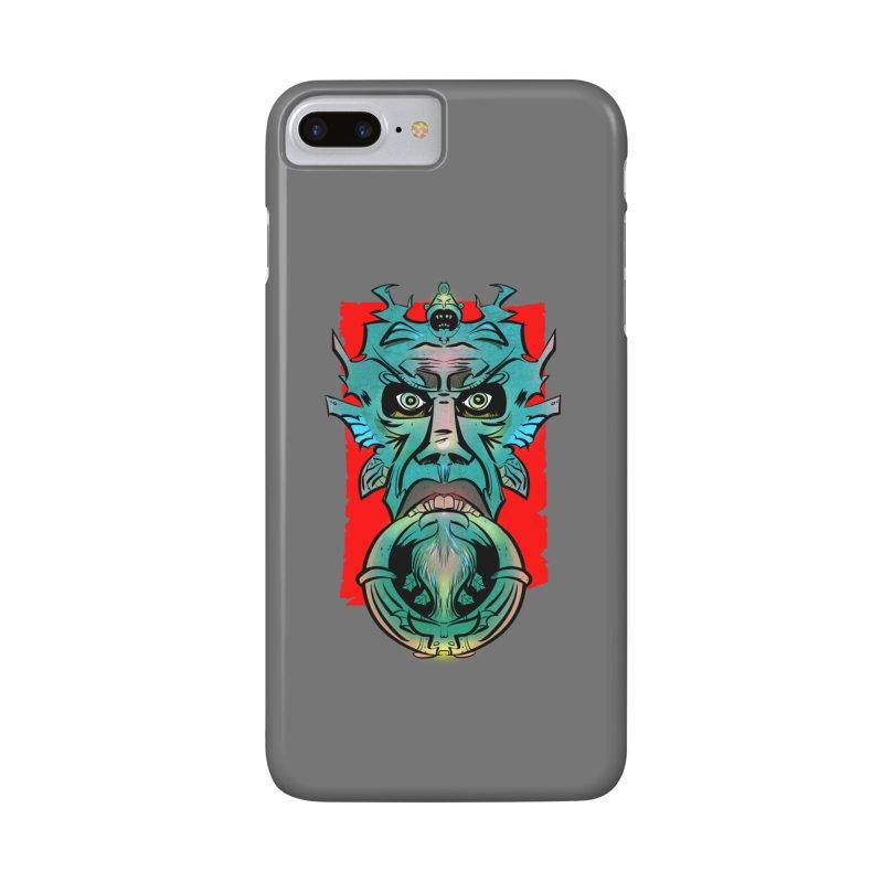 Door Knocker Accessories Phone Case by Krishna Designs