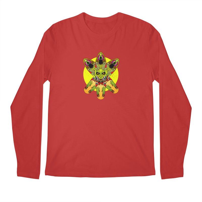 Board Star Men's Longsleeve T-Shirt by Krishna Designs