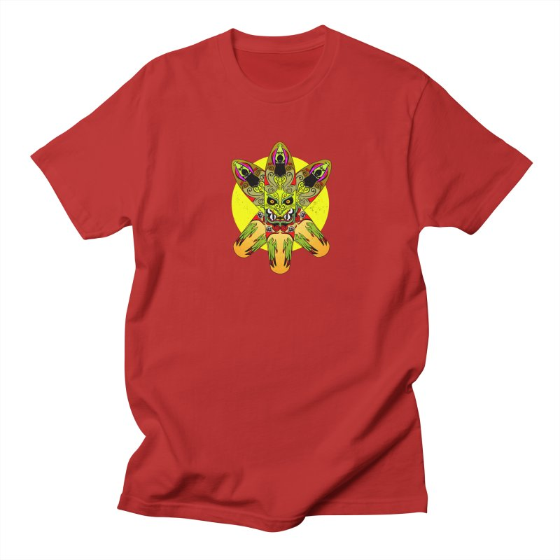 Board Star Men's T-shirt by Krishna Designs