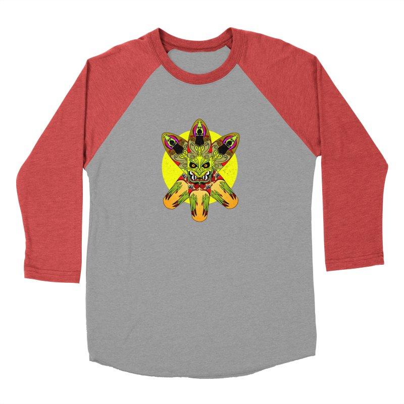 Board Star Men's Baseball Triblend T-Shirt by Krishna Designs