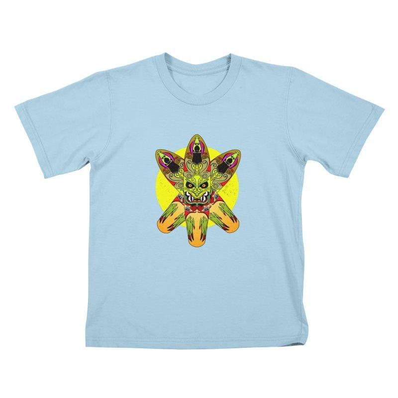 Board Star Kids T-shirt by Krishna Designs