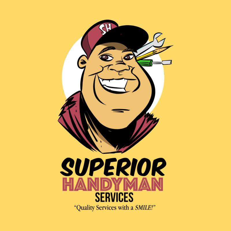 Superior Handyman Services Men's Tank by Krishna Designs
