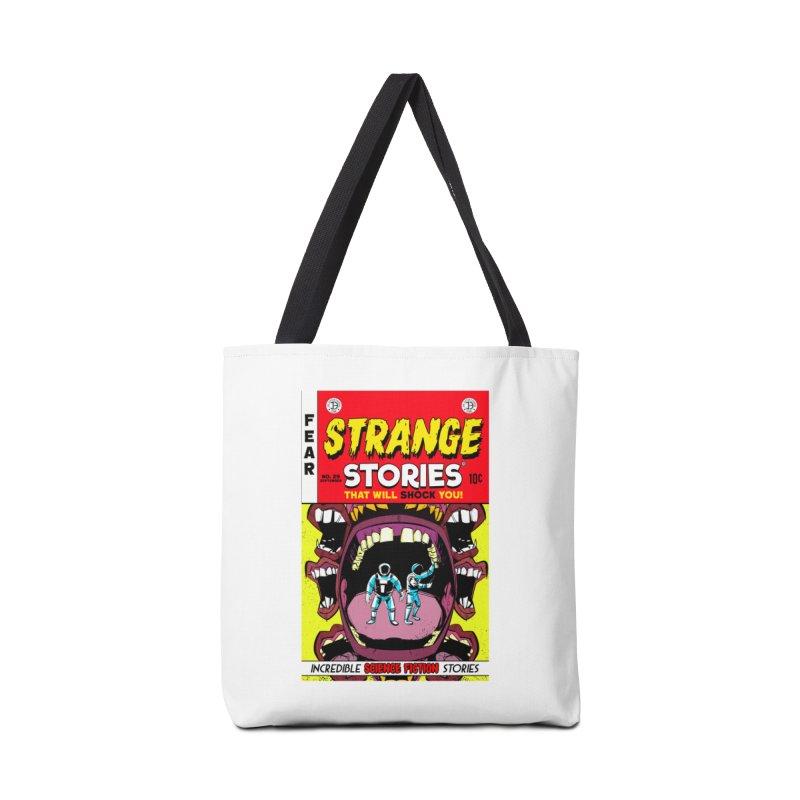 Strange Stories Accessories Bag by Krishna Designs