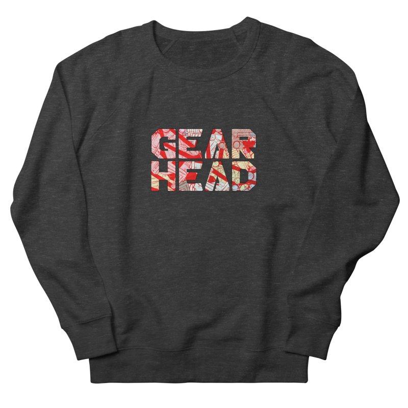 Gear Head Women's Sweatshirt by Krishna Designs