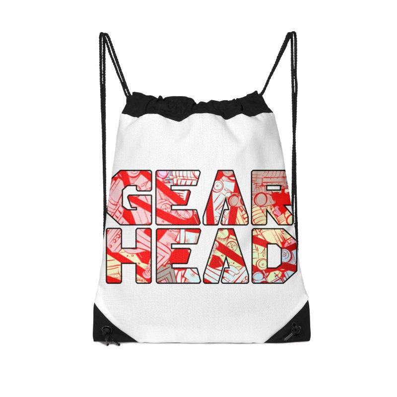 Gear Head Accessories Bag by Krishna Designs