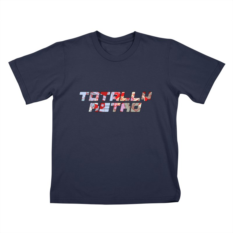 Totally Retro Kids T-Shirt by Krishna Designs