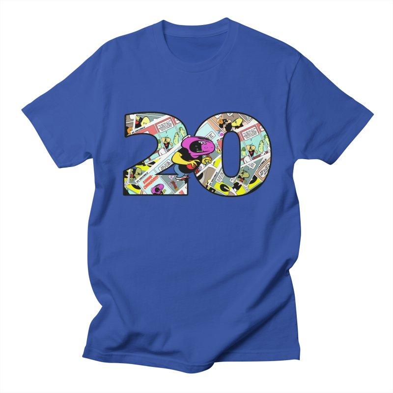 PCW 20 Men's T-Shirt by Krishna Designs