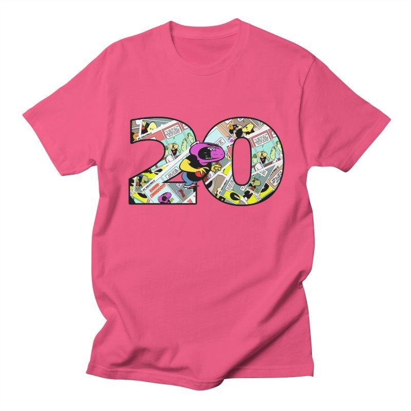 PCW 20 Women's Unisex T-Shirt by Krishna Designs