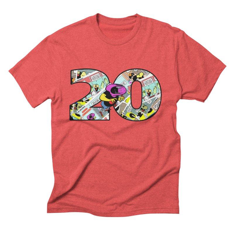 PCW 20 Men's Triblend T-Shirt by Krishna Designs