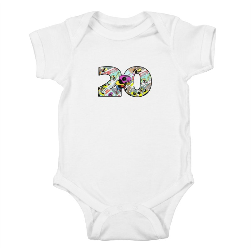 PCW 20 Kids Baby Bodysuit by Krishna Designs
