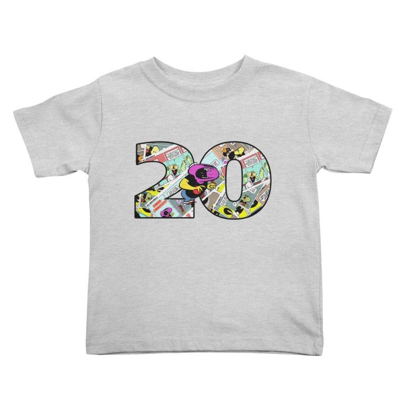 PCW 20 Kids Toddler T-Shirt by Krishna Designs