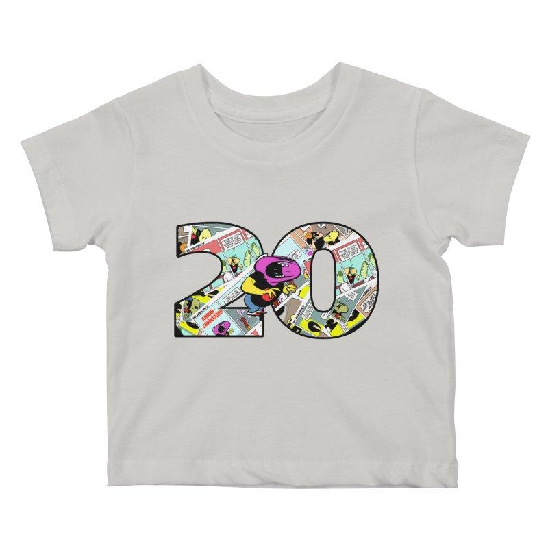 PCW 20 Kids Baby T-Shirt by Krishna Designs