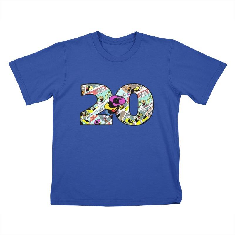 PCW 20 Kids T-Shirt by Krishna Designs