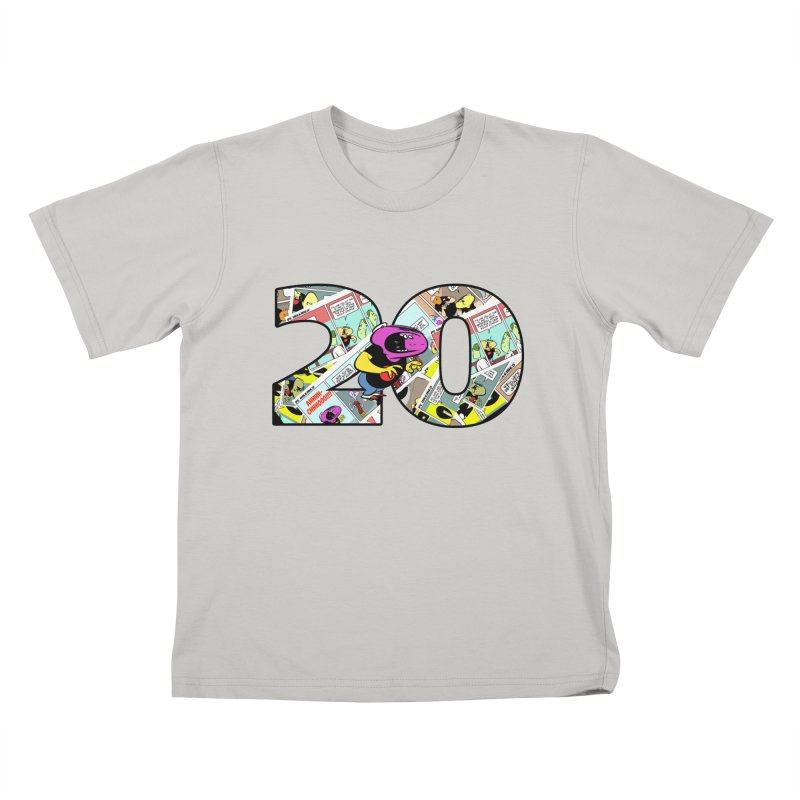 PCW 20 Kids T-Shirt by Krishna Designs