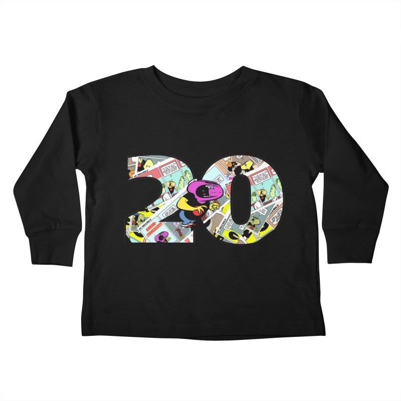 PCW 20 Kids Toddler Longsleeve T-Shirt by Krishna Designs