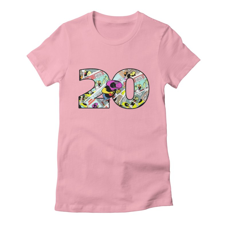 PCW 20 Women's Fitted T-Shirt by Krishna Designs