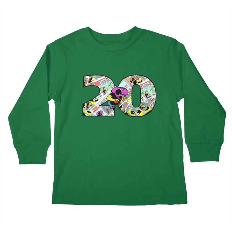 PCW 20 Kids Longsleeve T-Shirt by Krishna Designs