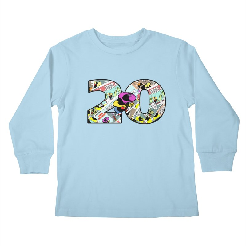 PCW 20 Kids Longsleeve T-Shirt by Krishna Designs