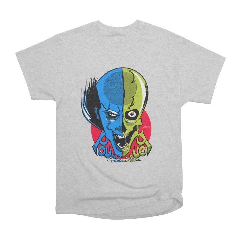 Pound Foolish Women's Heavyweight Unisex T-Shirt by Krishna Designs