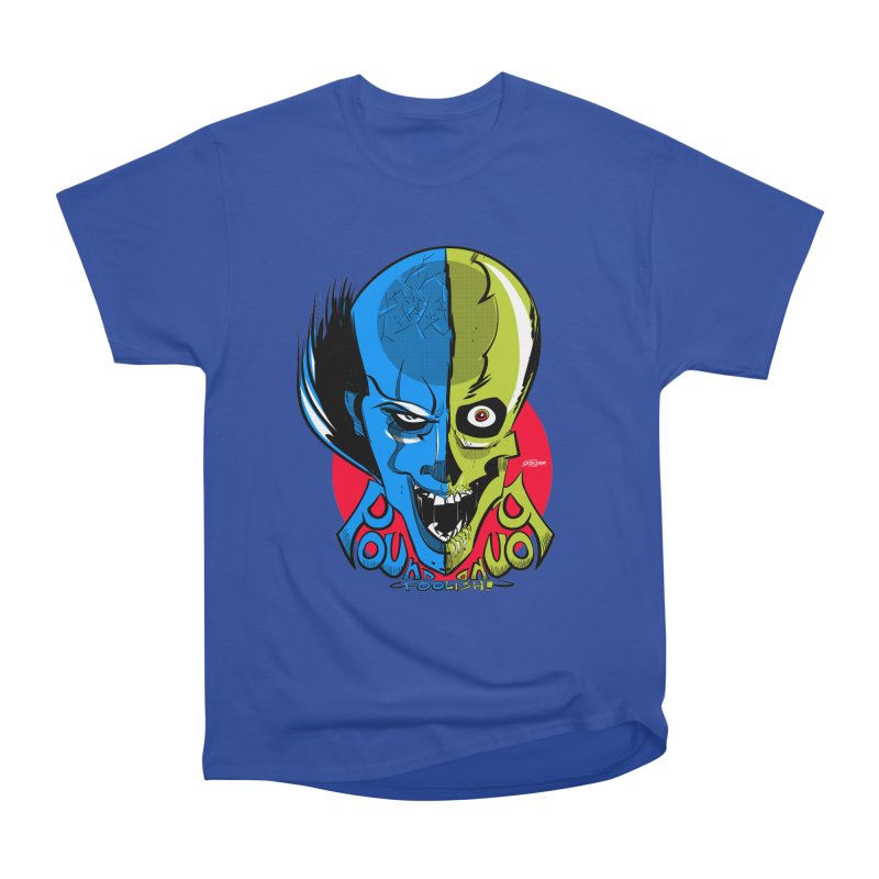 Pound Foolish Men's Heavyweight T-Shirt by Krishna Designs