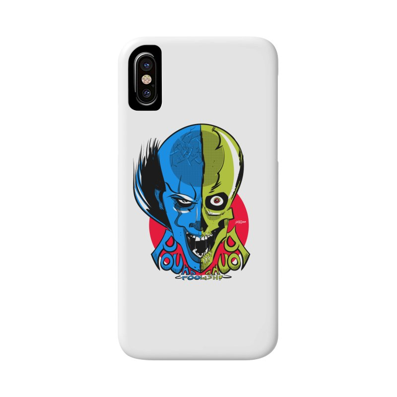 Pound Foolish Accessories Phone Case by Krishna Designs