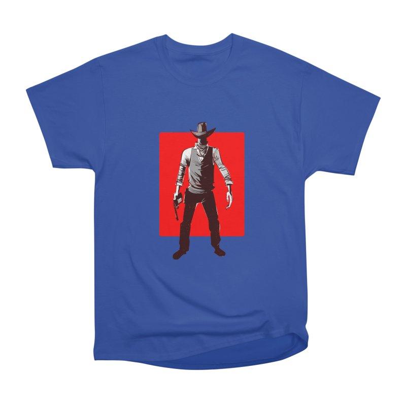 Desperado Men's Heavyweight T-Shirt by Krishna Designs