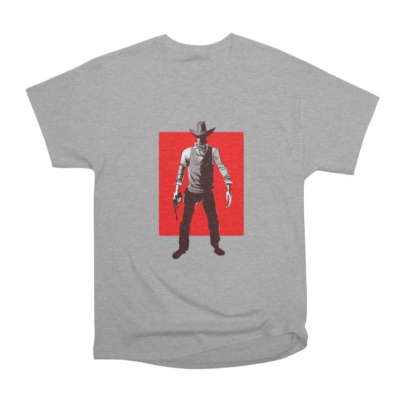 Desperado Women's Heavyweight Unisex T-Shirt by Krishna Designs