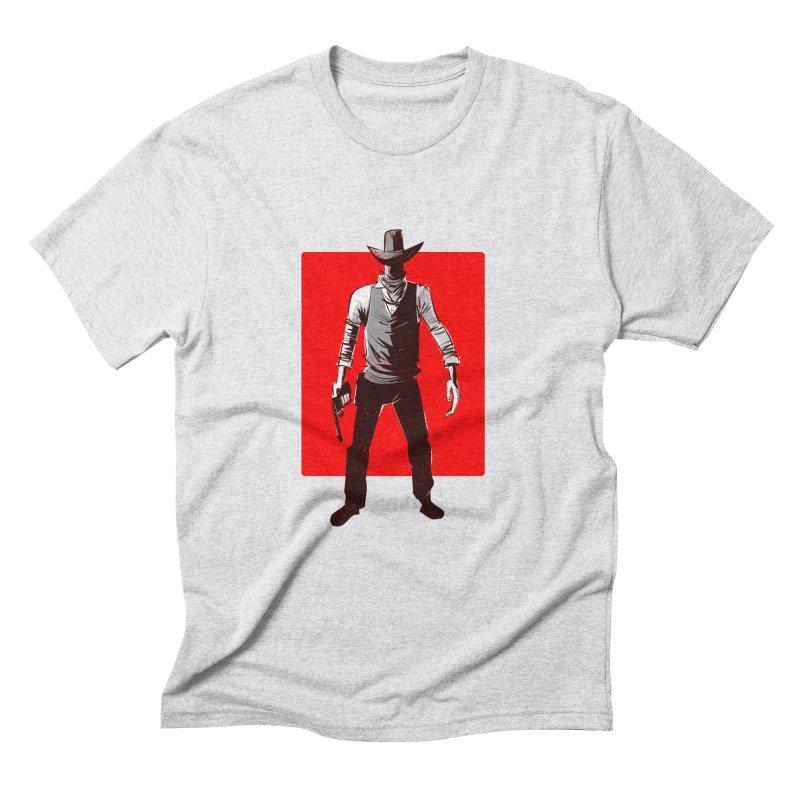 Desperado Men's Triblend T-Shirt by Krishna Designs