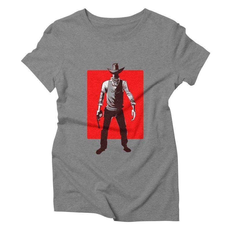 Desperado Women's Triblend T-Shirt by Krishna Designs
