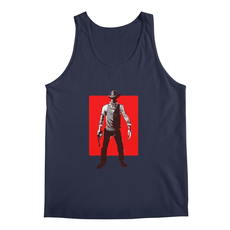 Desperado Men's Regular Tank by Krishna Designs