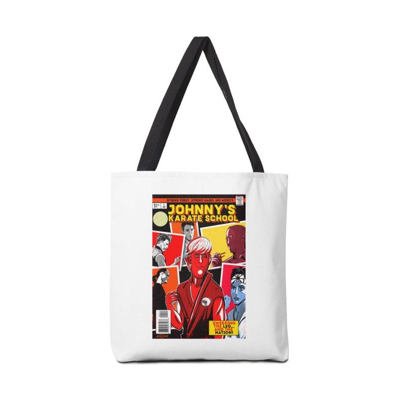 Johnny's Karate School Accessories Bag by Krishna Designs