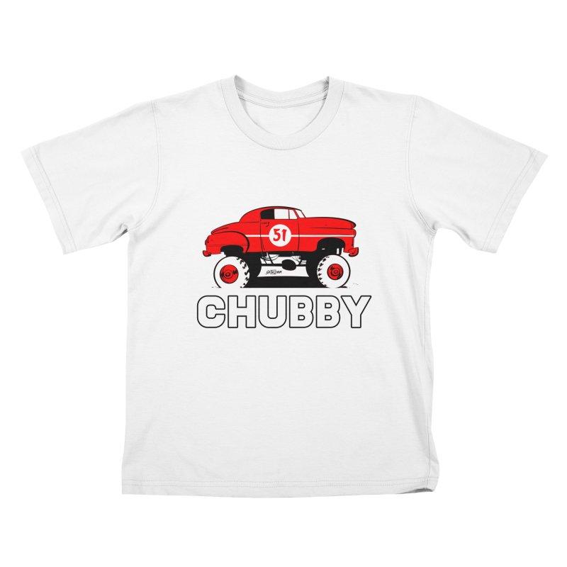 Chubby Kids T-Shirt by Krishna Designs