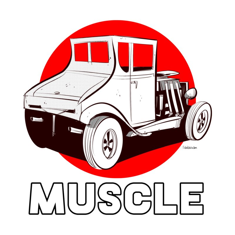 Muscle by Krishna Designs
