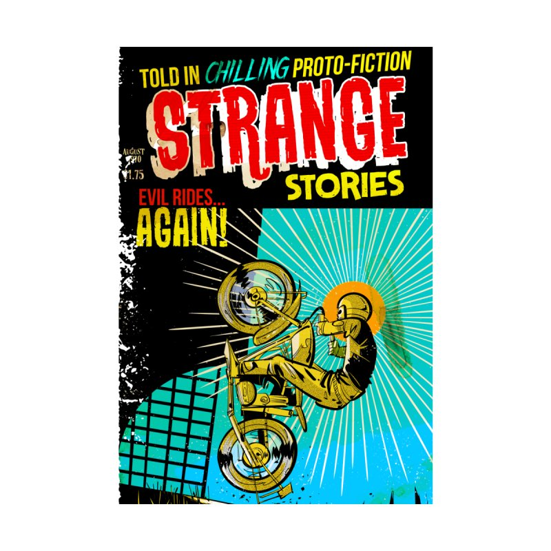 Strange Stories   by Krishna Designs