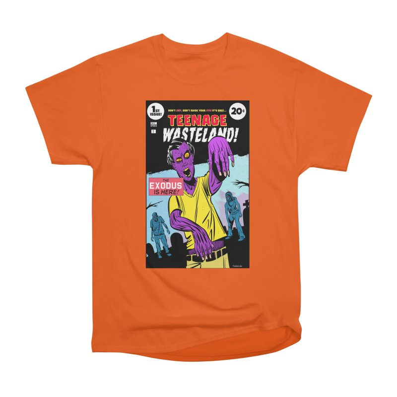 Teenage Wasteland Women's T-Shirt by Krishna Designs