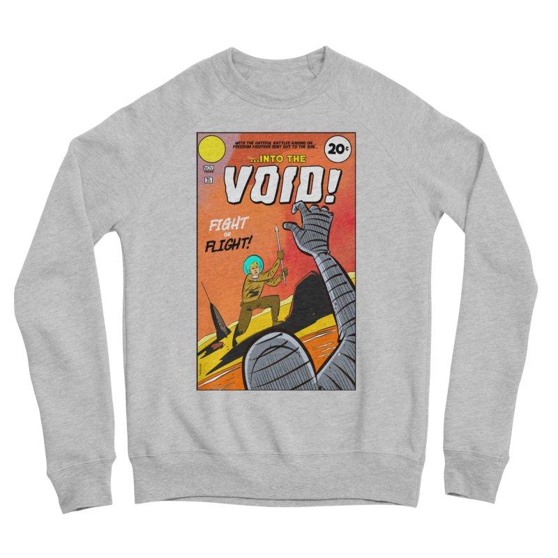 Into the Void Women's Sweatshirt by Krishna Designs