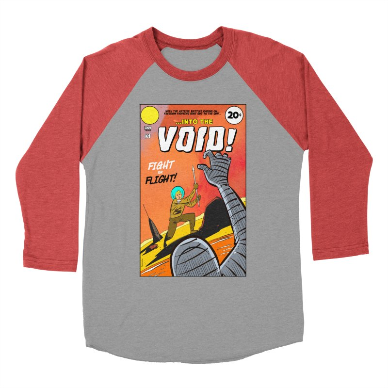 Into the Void Men's Longsleeve T-Shirt by Krishna Designs