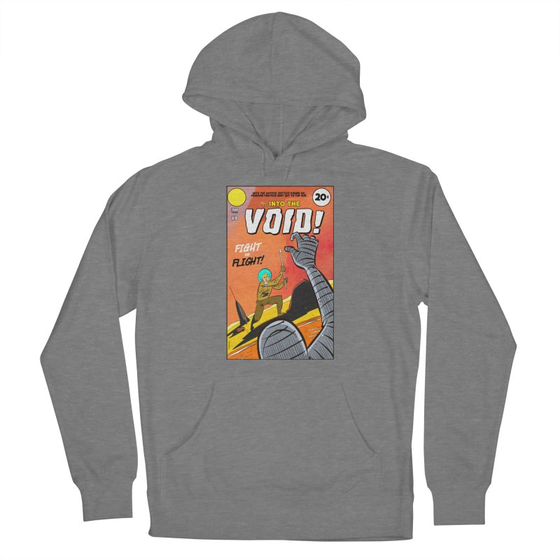 Into the Void Women's Pullover Hoody by Krishna Designs