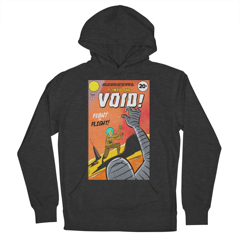 Into the Void Men's Pullover Hoody by Krishna Designs