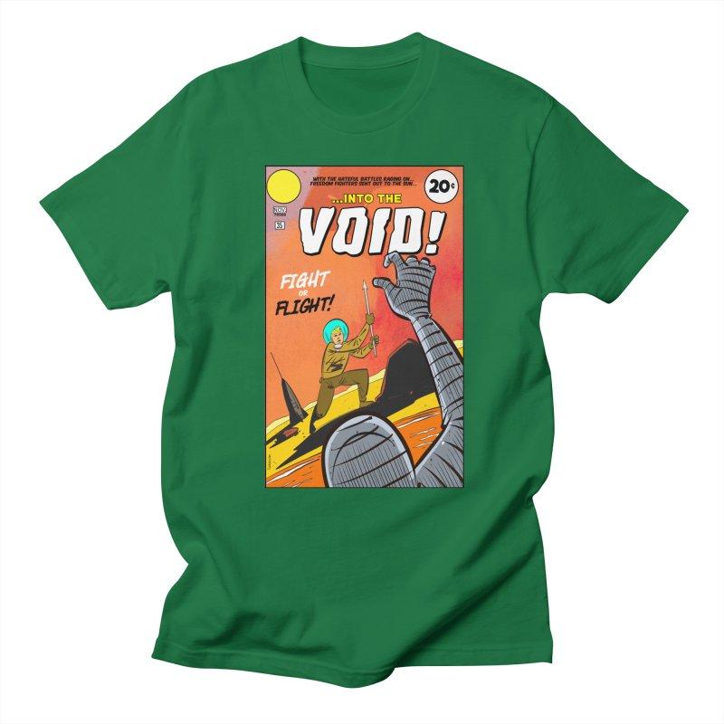 Into the Void Women's Regular Unisex T-Shirt by Krishna Designs