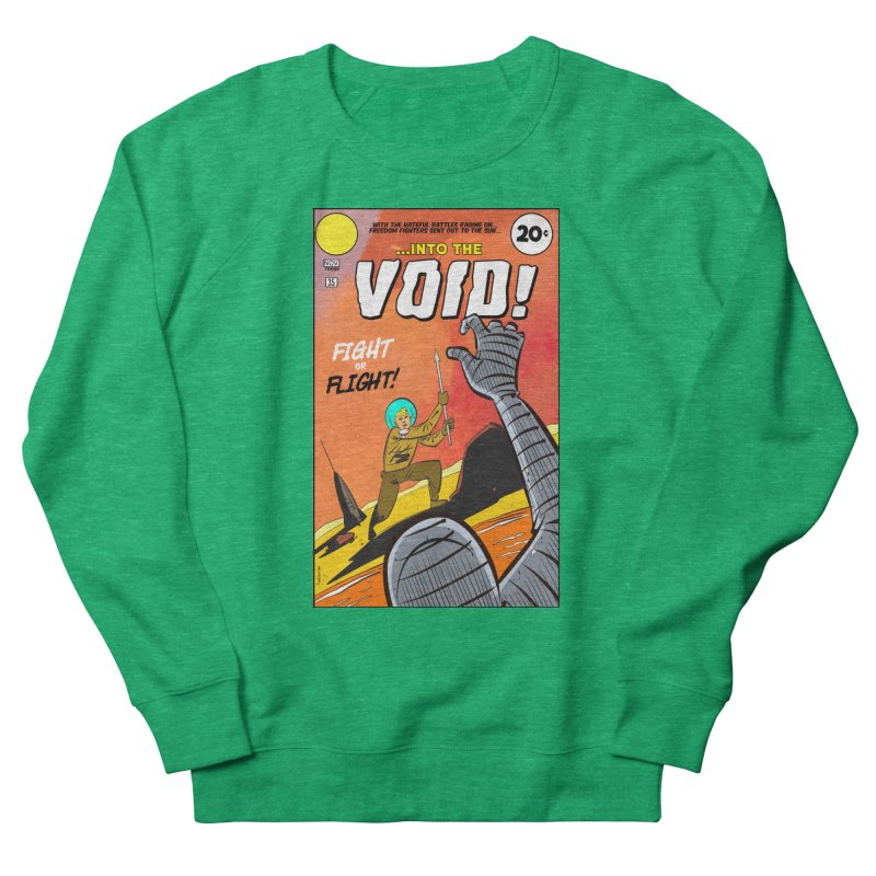 Into the Void Women's Sweatshirt by Krishna Designs
