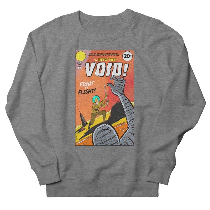 Into the Void Men's Sweatshirt by Krishna Designs
