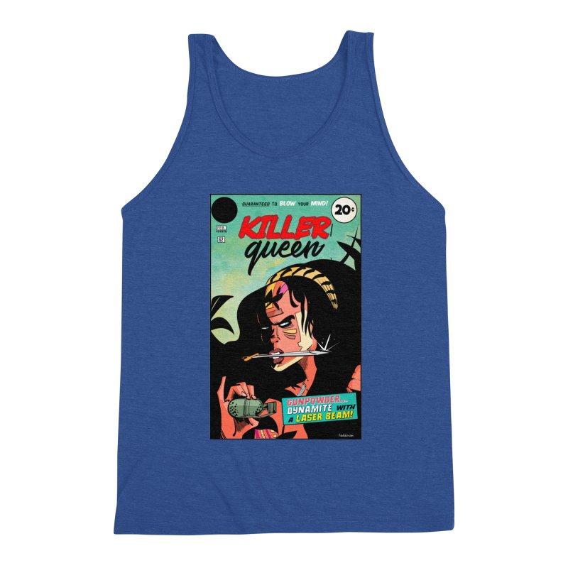 Killer Queen Men's Tank by Krishna Designs