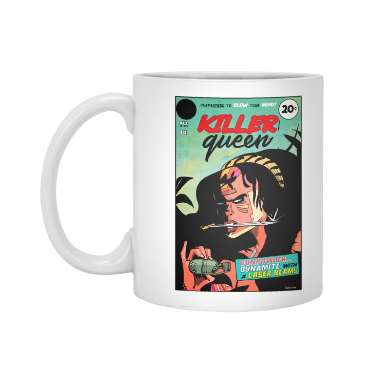 Killer Queen Accessories Mug by Krishna Designs