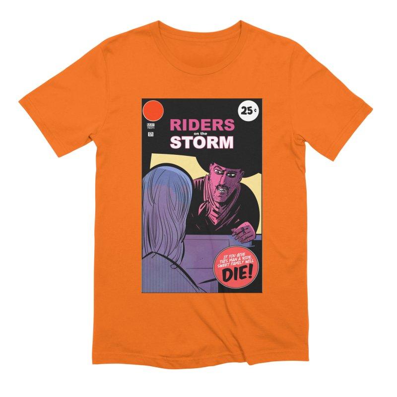 Storm Riders Men's Extra Soft T-Shirt by Krishna Designs