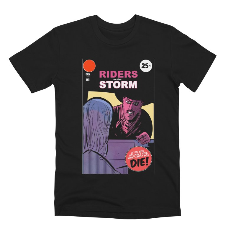 Storm Riders Men's T-Shirt by Krishna Designs